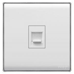 PMT Data SOCKET White